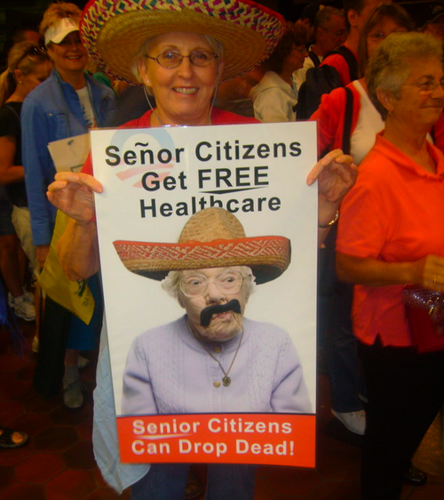 Senor vs senior citizens